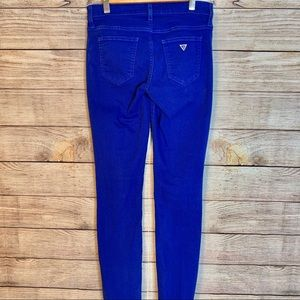 Guess Jeans Skiinhy Electric Blue